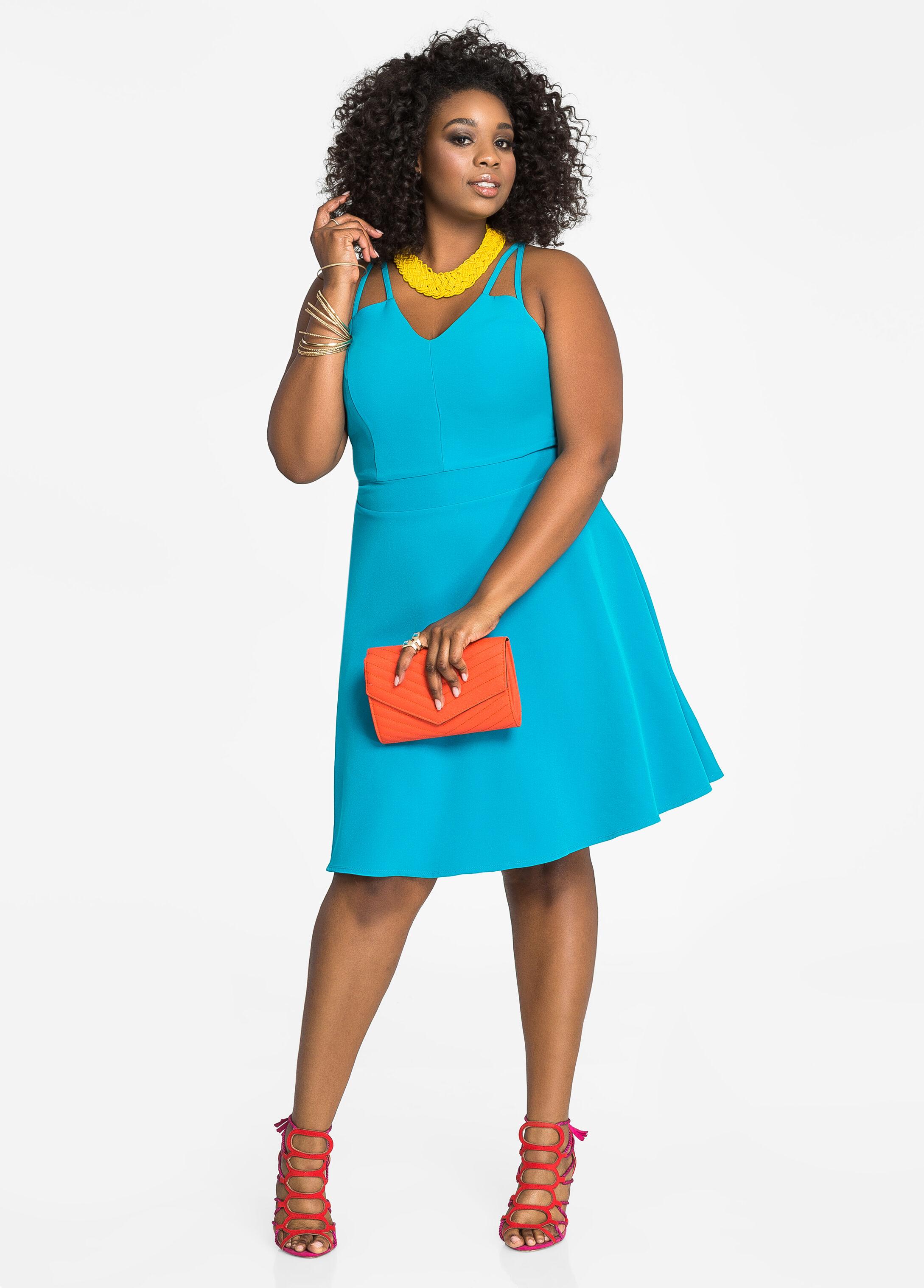 Plus-Size Dresses ǀ Cocktail, Skater, & Maxi Dresses ...