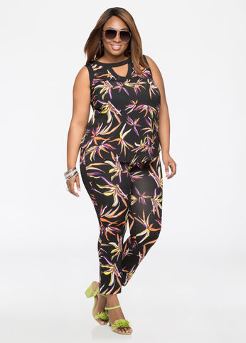 Plus Size Outfits - Too Hot for Tropics
