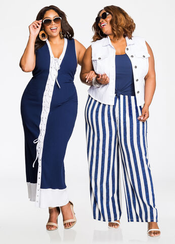 Plus Size Outfits - We sea you