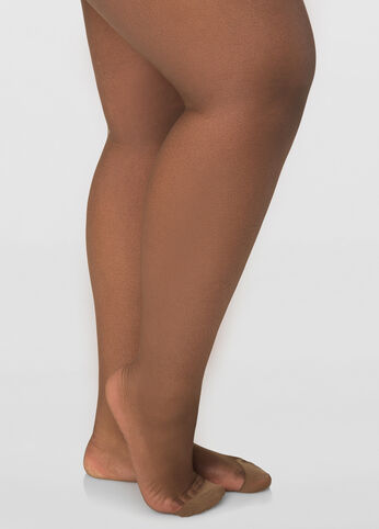 Berkshire Reinforced Toe Control Top Ultra Sheer Pantyhose French Coffee - Intimates