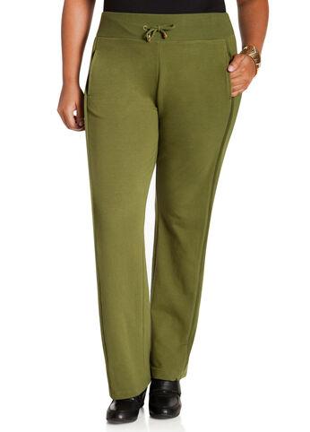 Ribbed Activewear Pants