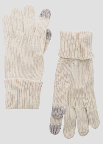 Basic Knit Texting  Gloves