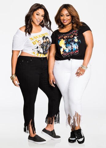 Plus Size Outfits - Hip Hop Street Style