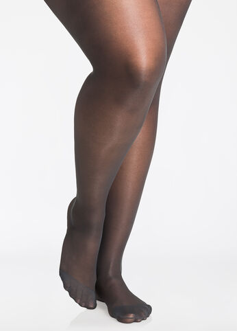 Berkshire Queen Silky Control Top Pantyhose