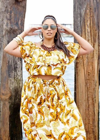 Plus Size Outfits - Island Gal