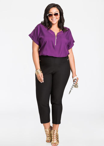Plus Size Outfits - 9 to Happy Hour
