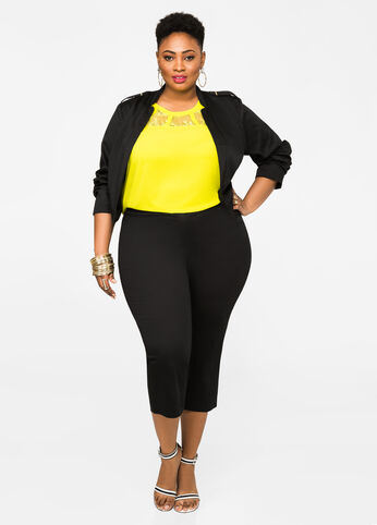 Plus Size Outfits - Perfect Power Suit