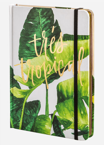 Get Tropical Notepad