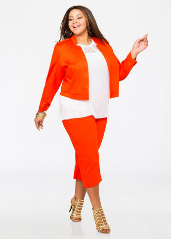 Plus Size Outfits - Hot Tamale