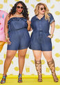 Plus Size Outfits - Chambray Sisters