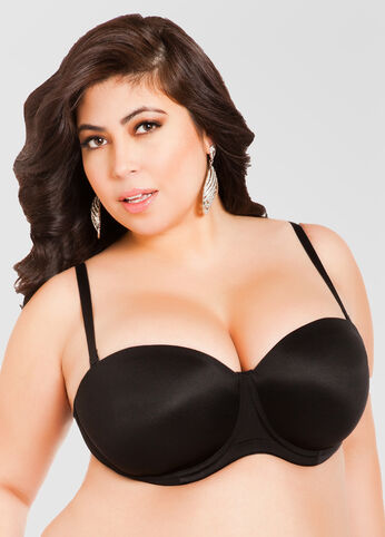 5 Way Convertible Bra Black - Intimates