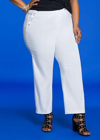 Sailor Pocket Tummy Control Pant