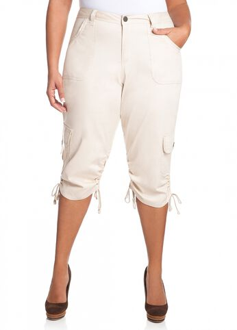 Ruched Cargo Pant
