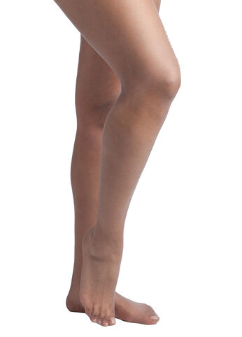 Berkshire Control Top Ultra Sheer Pantyhose Ivory - Shoes