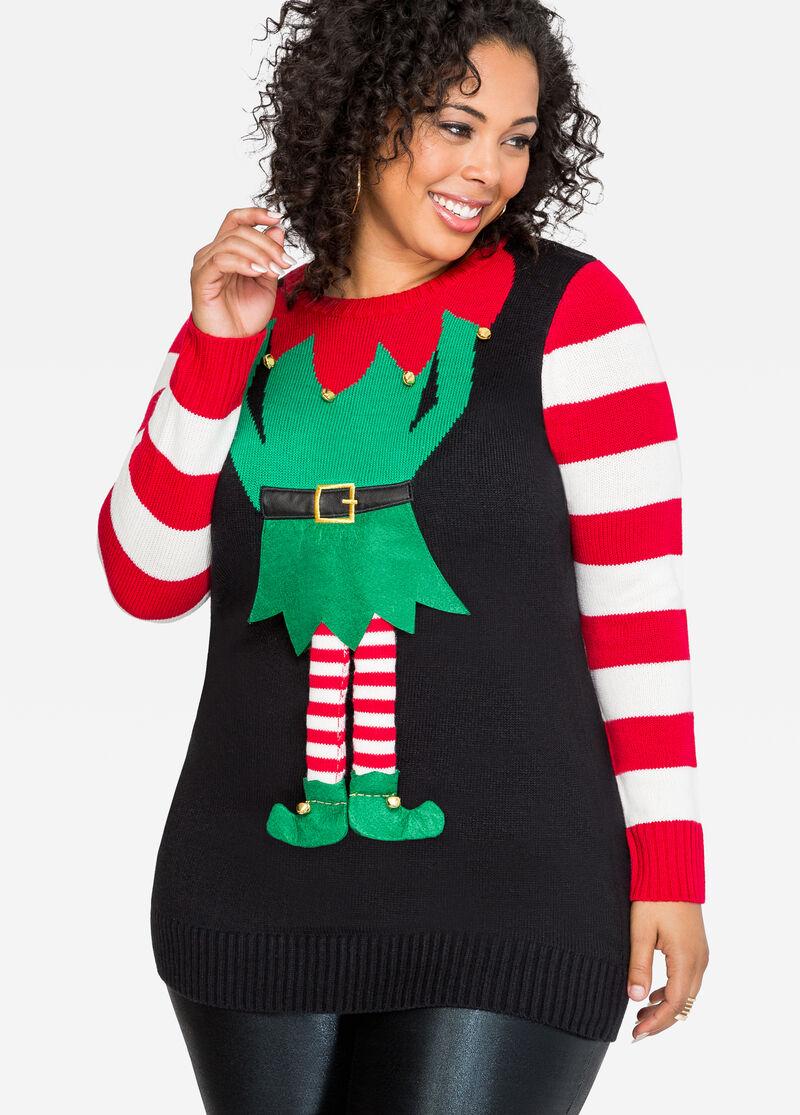 Elf christmas sweaters