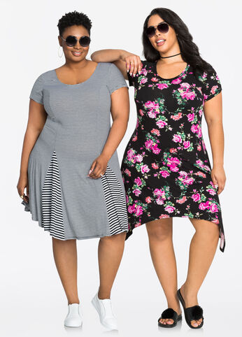 Plus Size Outfits - Summer Stunners