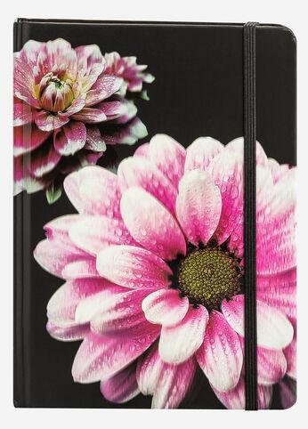 Floral Print Notepad