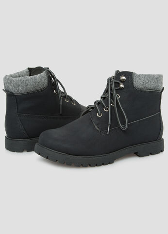 Construction Boot - Wide Width