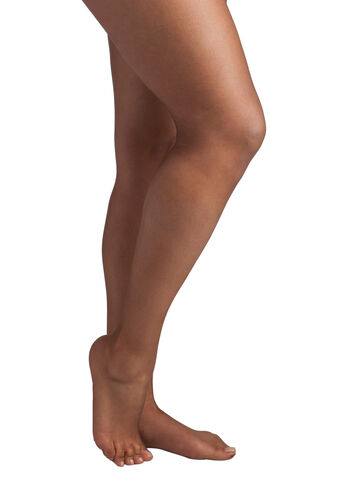 Berkshire Control Top Ultra Sheer Pantyhose French Coffee - Shoes