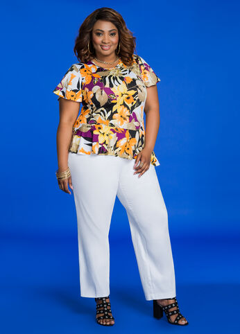 Plus Size Outfits - Out of Office