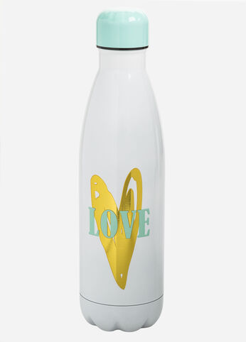Inspirational Insulated Metal Water Bottle