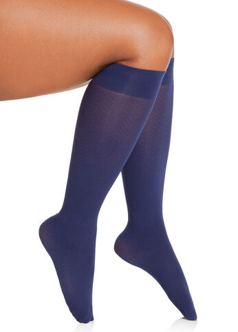 Herringbone Trouser Socks