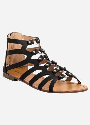 18bd58ff0dc Anyat Gladiator Sandals - Wide Width