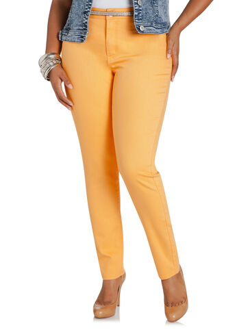 Bitter Orange Jeggings