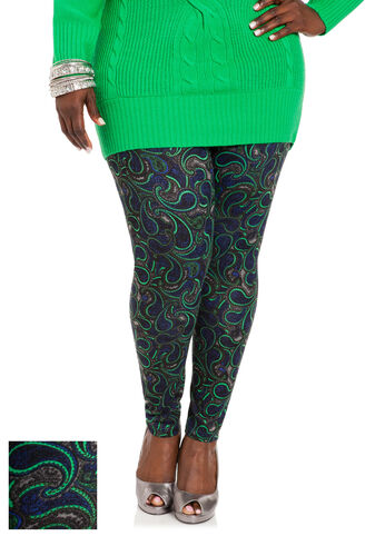 Paisley Leggings