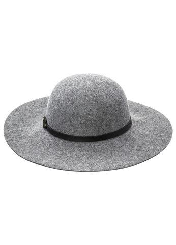 Wool Felt Floppy Hat