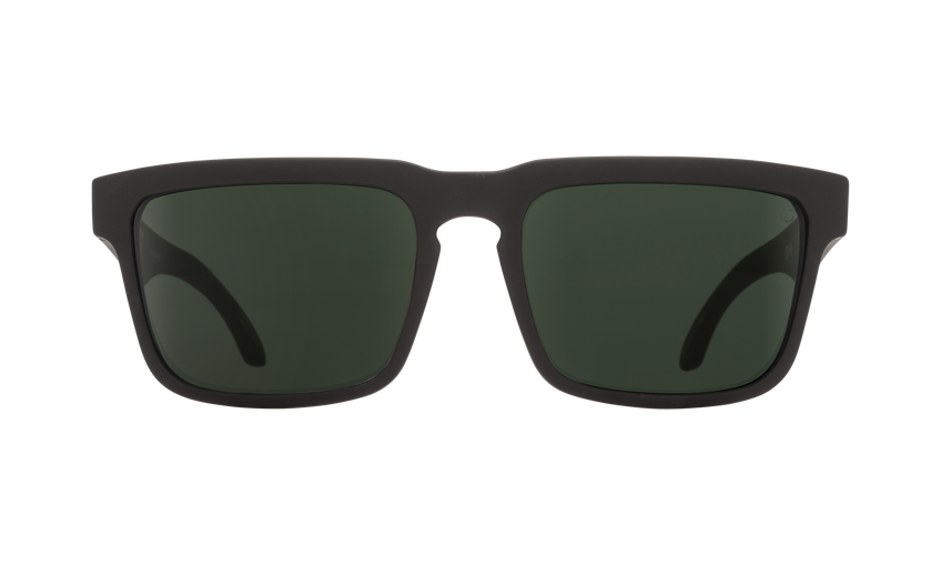 Helm - Soft Matte Black/Happy Gray Green