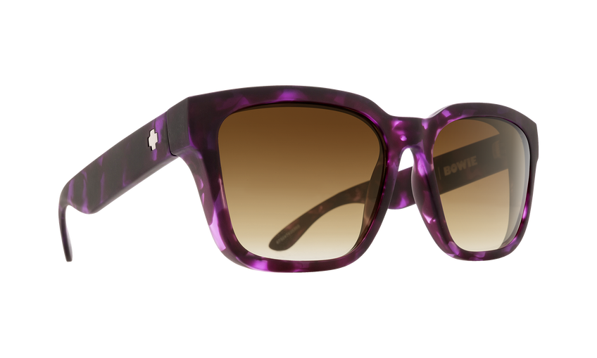 BOWIE SOFT MATTE PURPLE TORT - HAPPY BRONZE FADE