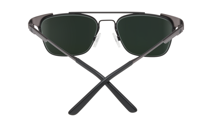 Westport - Matte Gunmetal/Matte Black/Happy Gray Green with Silver Mirror