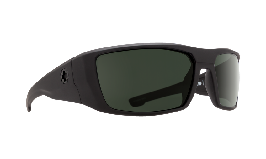 DIRK SOFT MATTE BLACK - HAPPY GRAY GREEN POLAR
