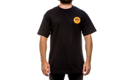 Original T-shirt, Black w/ Orange, hi-res