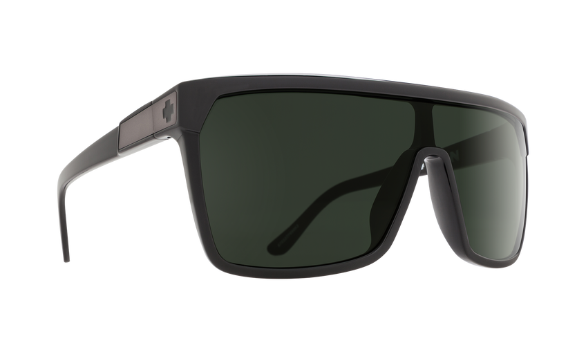 Flynn - Black/Matte Black/Happy Gray Green