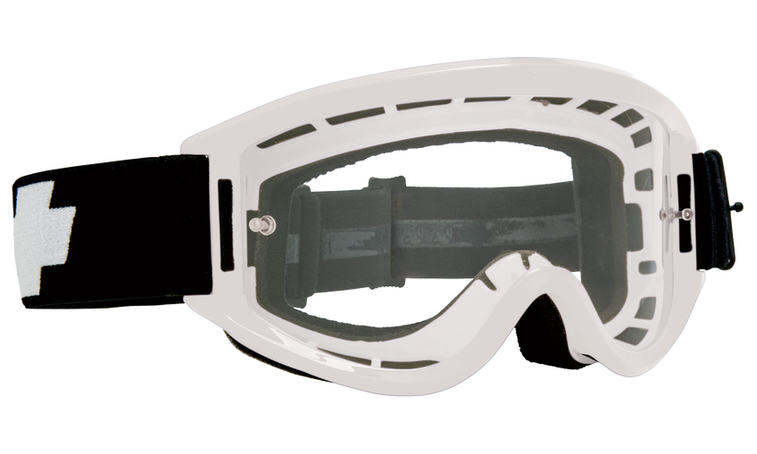 Breakaway Mx Goggle - White/Clear AFP