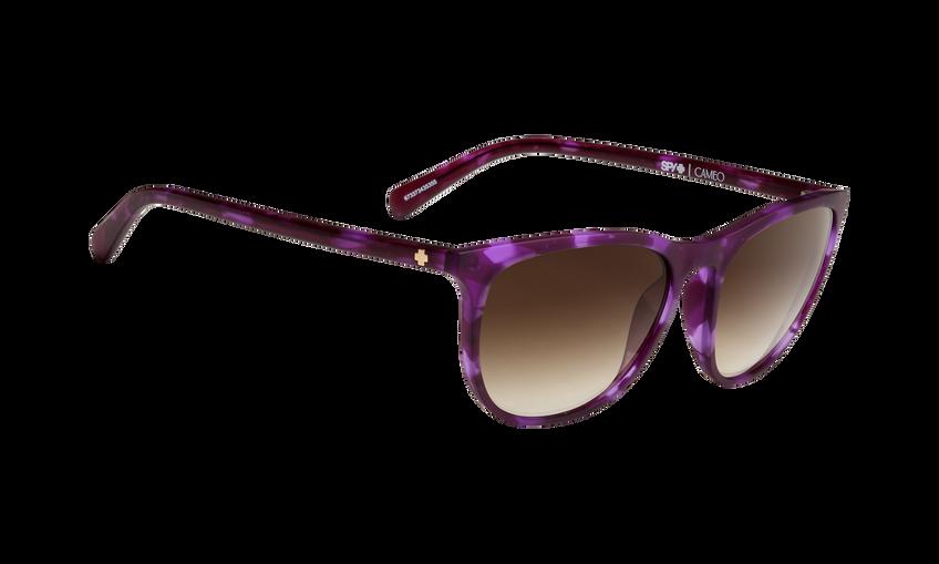 Cameo - Soft Matte Purple Tort/Happy Bronze Fade