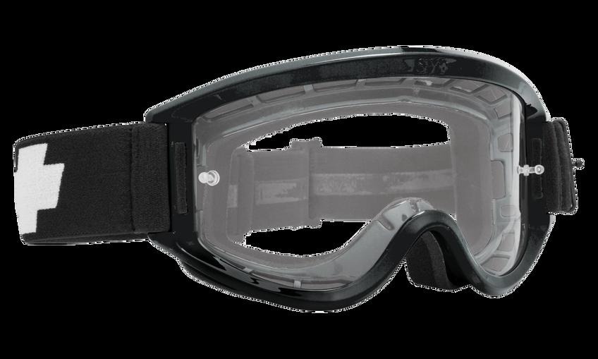 Breakaway Mx Goggle - Black/Clear AFP