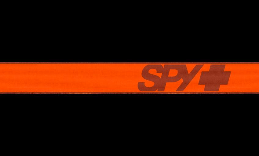Woot Mx Goggle - Mono Orange/Clear AFP