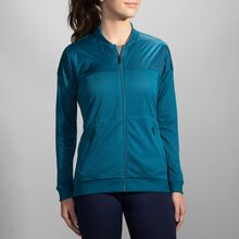 Brooks Womens Run Thru Jacket