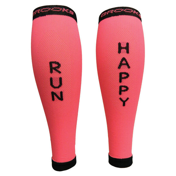Brooks Run Happy Compression Calf Sleeves
