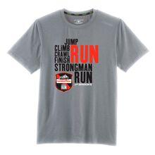 Women's Strongmanrun Distance Short Sleeve Running Shirt - Brooks Running