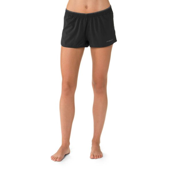 "Brooks Racey 2.5"" Women's Split Shorts"