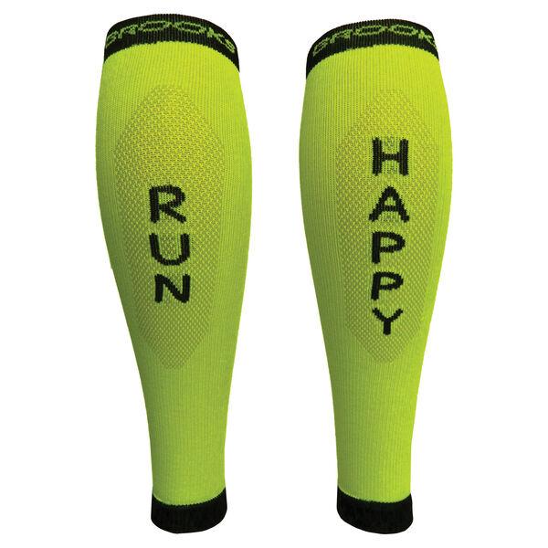 Brooks Run Happy Compression Calf Sleeves