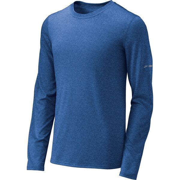 Brooks Men's EZ T Long Sleeve Running Shirt