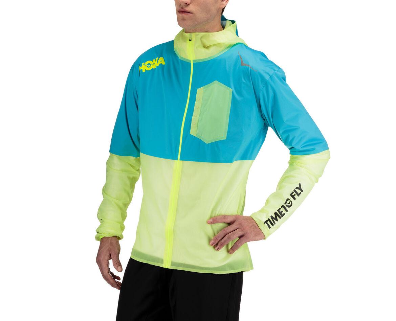 Hybrid Light Weight Jacket