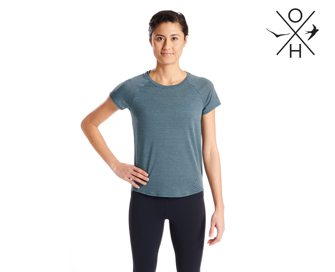 Oiselle Flyout Short Sleeve