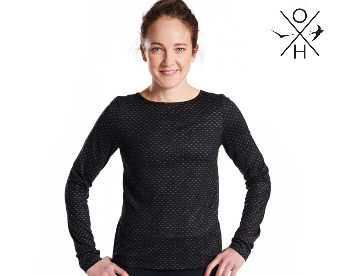 Oiselle Two Timing Top