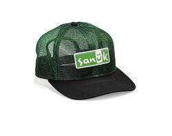 Green Grass Trucker Hat
